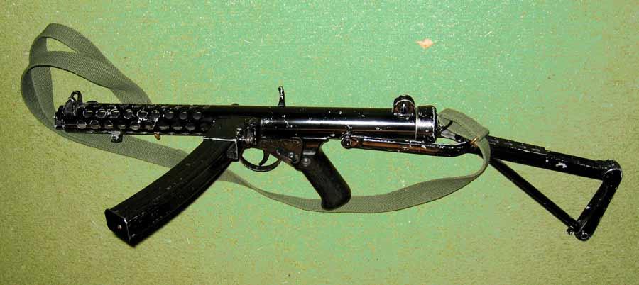 Sterling Smg Bayonet