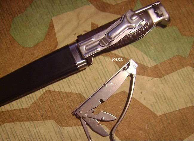 German Bayonets Used 1914 1945