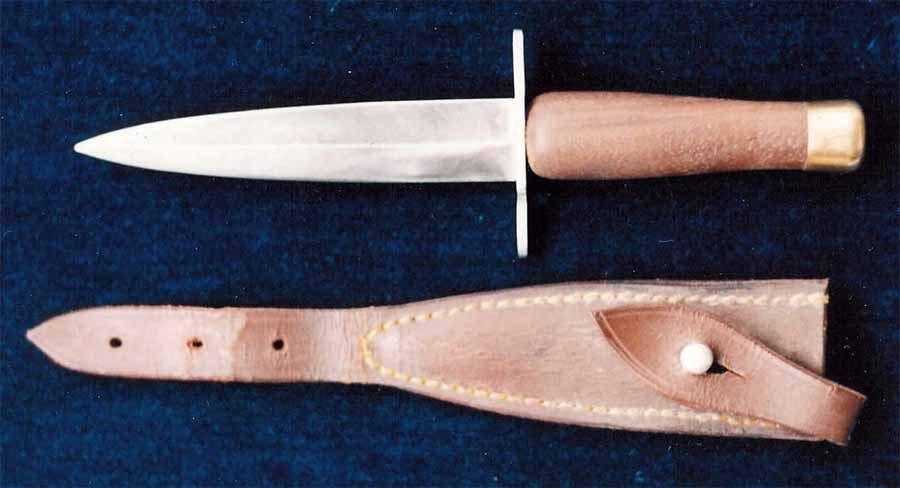True Shanghai Fighting Knife