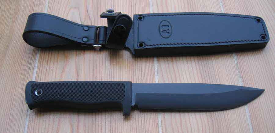 Swedish Military Knives