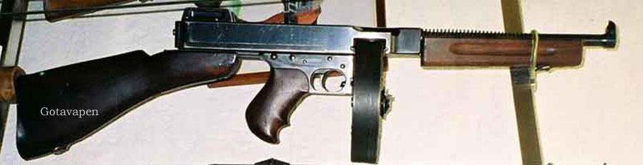 Crown Auto Sales >> The development of the Swedish Submachine gun kpist m/45b